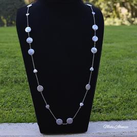 Collar de perlas barrocas fancy